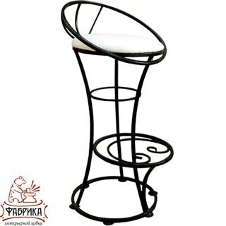 Кованая мебель для дома Стул барный 325-04