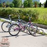 кованая велосипедная стоянка 71-208