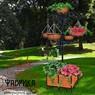 садовая стойка для цветов 53-802