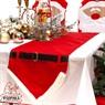Салфетка на стул новогодняя - фото 20062
