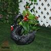 Лебедь средний (кашпо) F07039-B - фото 21550